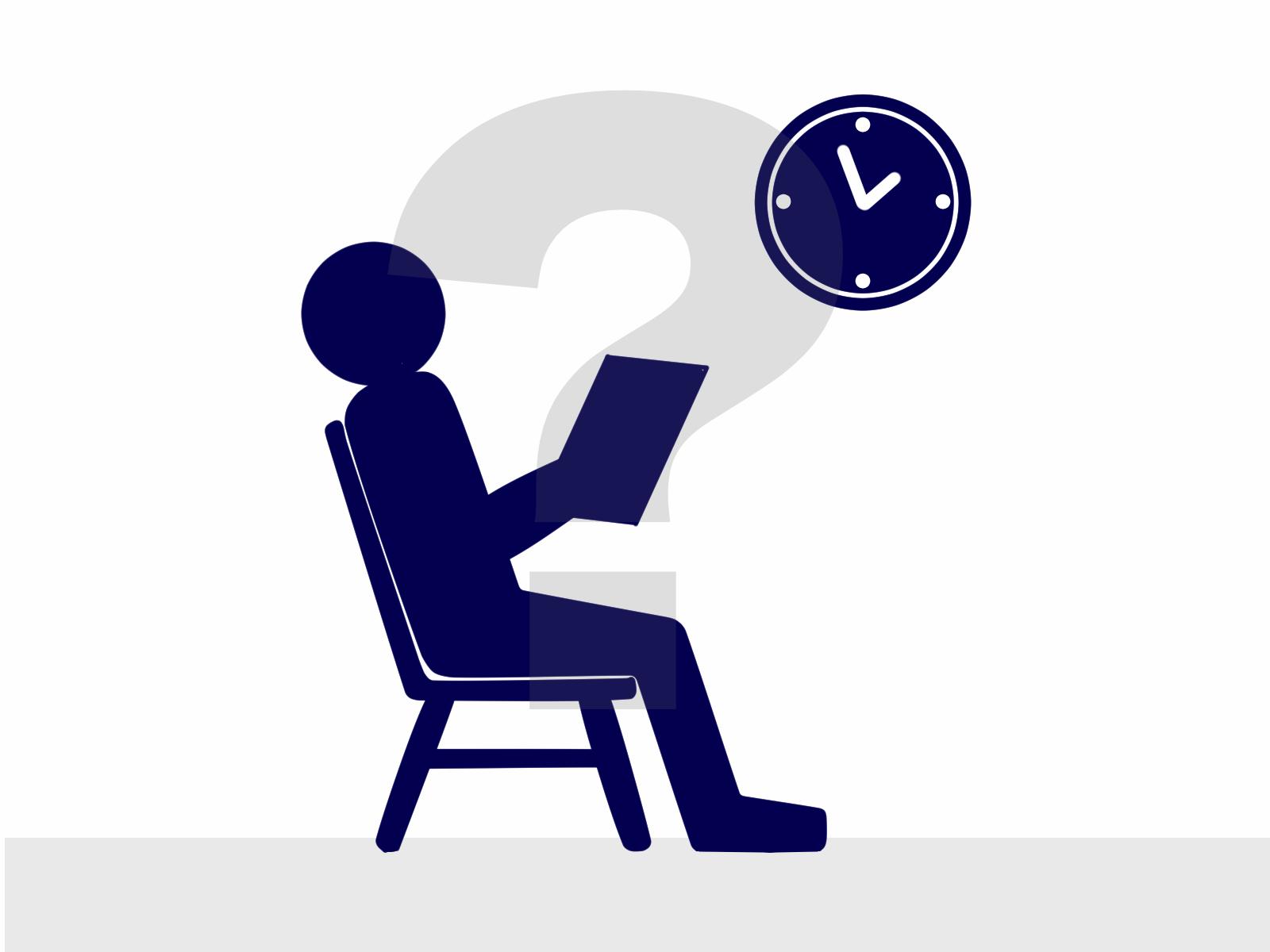 Q: 初診時間はどのくらいがかかりますか?【AGA質問】